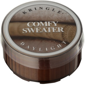 Kringle Candle Comfy Sweater bougie chauffe-plat
