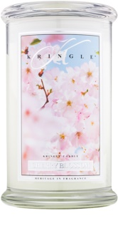 Kringle Candle Cherry Blossom dišeča sveča