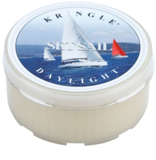 Kringle Candle Set Sail bougie chauffe-plat