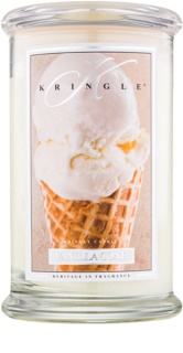 Kringle Candle Vanilla Cone candela profumata