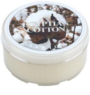 Kringle Candle Egyptian Cotton bougie chauffe-plat