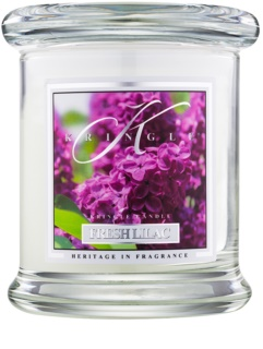 Kringle Candle Fresh Lilac lumânare parfumată