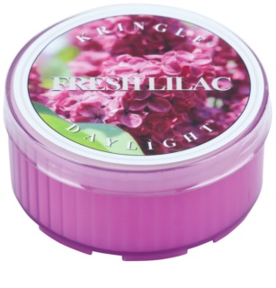 Kringle Candle Fresh Lilac bougie chauffe-plat
