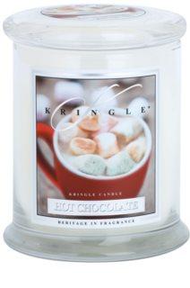 Kringle Candle Hot Chocolate dišeča sveča