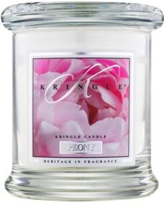 Kringle Candle Peony bougie parfumée