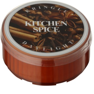 Kringle Candle Kitchen Spice vela de té