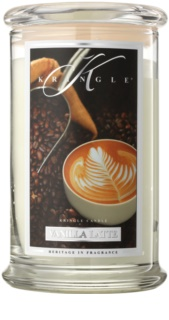 Kringle Candle Vanilla Latte scented candle