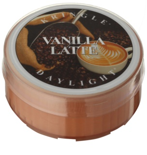 Kringle Candle Vanilla Latte vela de té
