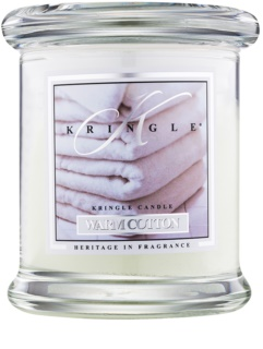 Kringle Candle Warm Cotton scented candle