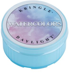 Kringle Candle Watercolors bougie chauffe-plat