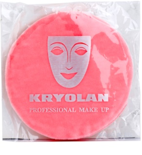 Kryolan Basic Accessories puszek do pudru duża