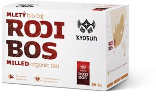 Kyosun Rooibos BIO mletý čaj rooibos