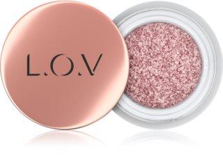 L.O.V. The Galaxy Lidschatten und Eyeliner alles in einem
