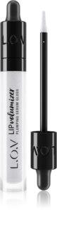 L.O.V. Lip Volumizer блясък за устни  с увеличаващ ефект