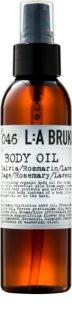 L:A Bruket Body Körperöl mit Salbei, Rosmarin und Lavendel