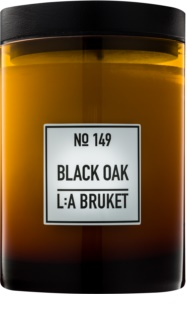 L:A Bruket Home Black Oak duftkerze