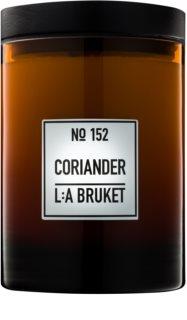 L:A Bruket Home Coriander lumânare parfumată