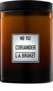 L:A Bruket Home Coriander ароматическая свеча