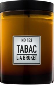 L:A Bruket Home Tabac lumânare parfumată