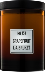 L:A Bruket Home Grapefruit lumânare parfumată