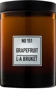 L:A Bruket Home Grapefruit illatos gyertya