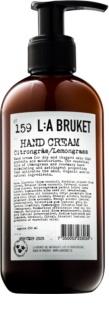 L:A Bruket Body kézkrém citromfűvel