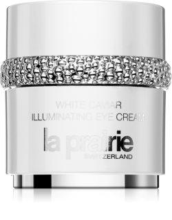 La Prairie White Caviar Brightening Eye Cream to Treat Swelling and Dark Circles
