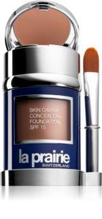 La Prairie Skin Caviar Concealer Foundation makiažo pagrindas ir maskuoklis SPF 15