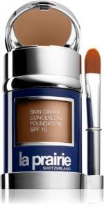 La Prairie Skin Caviar Foundation und Korrektor LSF 15