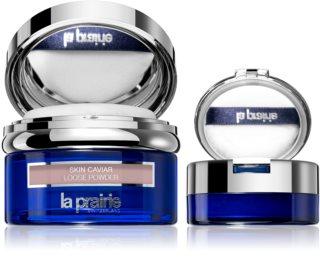 La Prairie Skin Caviar Loose Powder sypký pudr s kaviárem