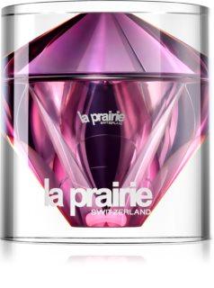 La Prairie Platinum Rare creme de platina para pele radiante