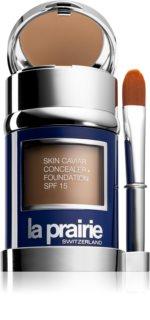 La Prairie Skin Caviar base e corretor SPF 15
