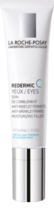 La Roche-Posay Redermic [C] crema contur pentru ochi pentru piele sensibila