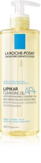 La Roche-Posay Lipikar Huile AP+ Lipid-Replenishing Cleansing Oil Anti-Irritation