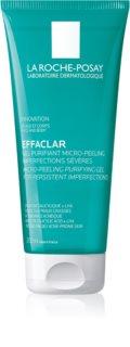 La Roche-Posay Effaclar reinigendes Peeling-Gel für fettige und problematische Haut