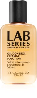 Lab Series Oil Control Crearing Solution lozione detergente viso