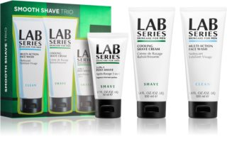 Lab Series Smooth Shave coffret I. (barbear e de limpeza da pele)
