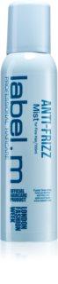 label.m Anti-Frizz spray nebulizzato per lisciare e pettinare i capelli con facilità