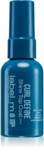 label.m Curl Define ενυδατικό σπρέι λάμψη για σγουρά και κατσαρά μαλλιά