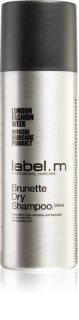label.m Label.M shampoo secco per capelli scuri