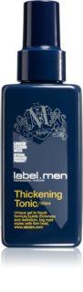 label.m Men gel líquido para densidade de cabelo