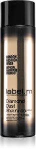 label.m Diamond Dust șampon revitalizant pentru strălucirea părului slab