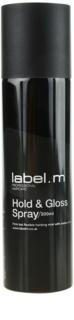label.m Complete lak za kosu za učvršćivanje i sjaj