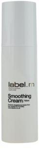label.m Create krema za zaglađivanje za suhu i oštećenu kosu