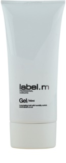 label.m Create gel cheveux fixation moyenne