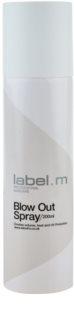 label.m Create spray pour protéger les cheveux contre la chaleur