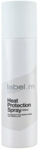 label.m Create spray protecteur pour protéger les cheveux contre la chaleur