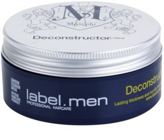 label.m Men pasta modellante per capelli