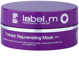 label.m Therapy  Age-Defying revitalizáló maszk hajra