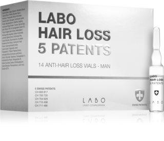 Labo Hair Loss 5 Patents Интензивна грижа против косопад за мъже